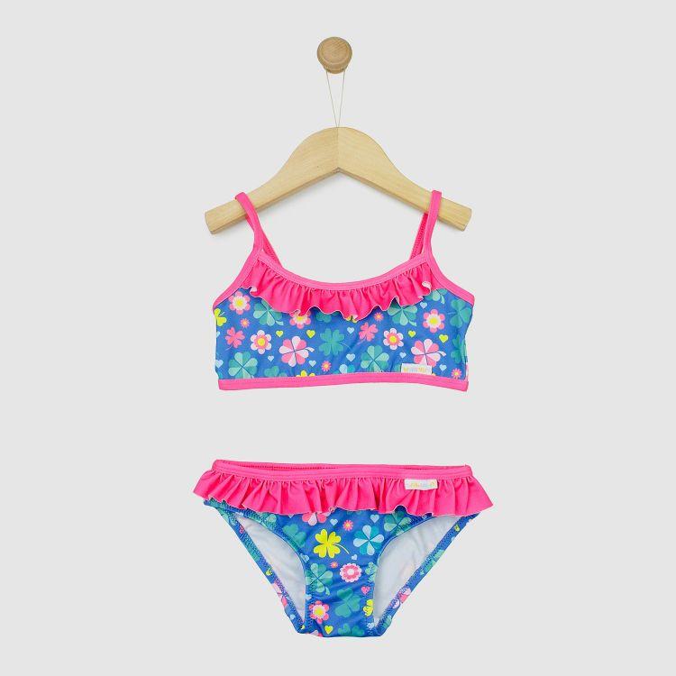Bikini ColorfulCloverLeaves