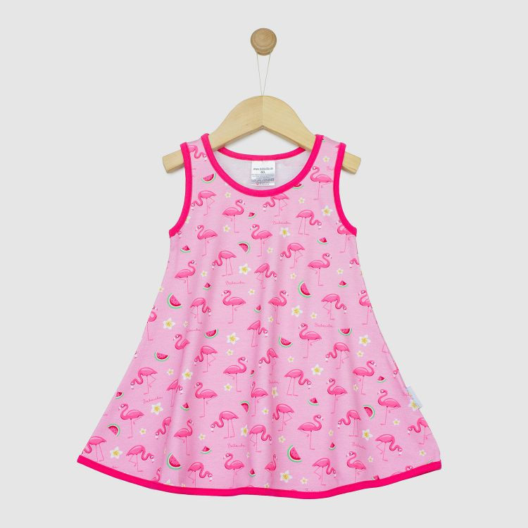 LittleMissSunshine-Dress FlamingoFun