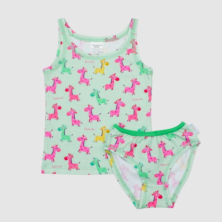 Underwear-Set-Girls JollyGiraffes