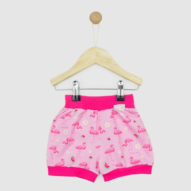 BasicShorts FlamingoFun
