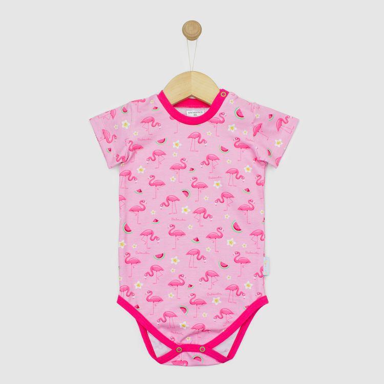 Kurzarmbody FlamingoFun