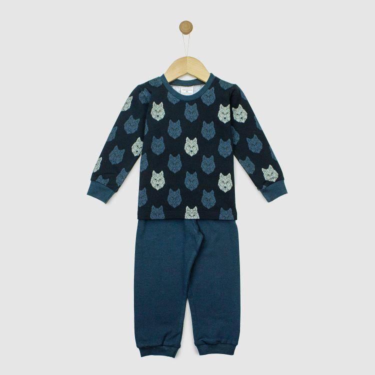 Pyjama-Set BlackWolf