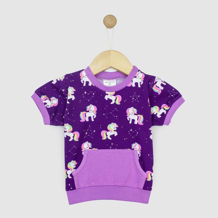 PocketShirt GalaxyUnicorns