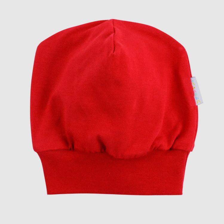 Uni-Beanie Rot