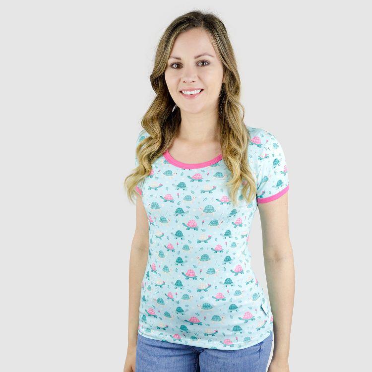 Woman-Shirt SpringTurtles