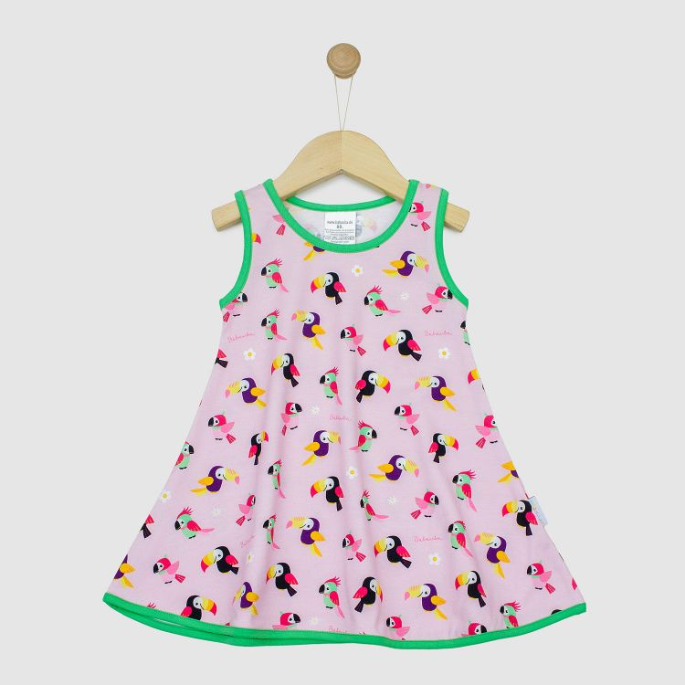 LittleMissSunshine-Dress HappyParrots