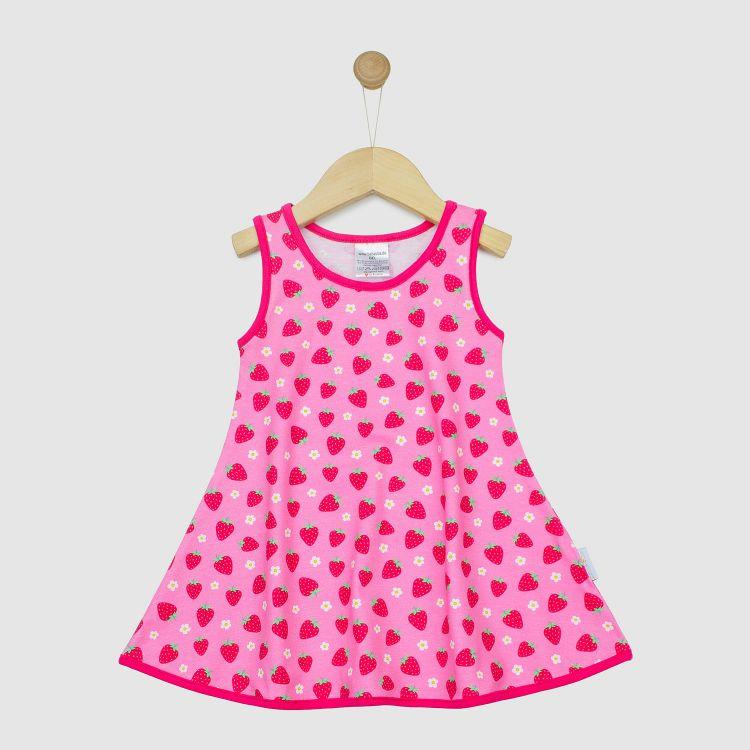 LittleMissSunshine-Dress SweetStrawberries