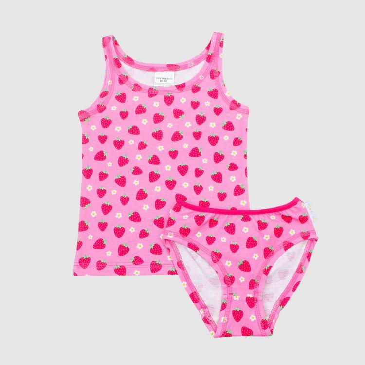 Underwear-Set-Girls SweetStrawberries