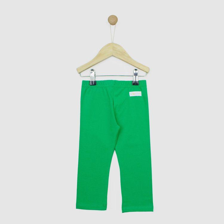 Baby-Uni-SkinnyPants - Waldgrün