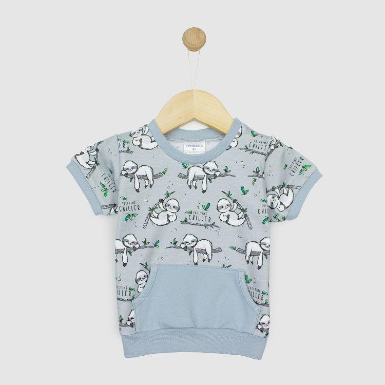 Baby-PocketShirt - FulltimeChiller