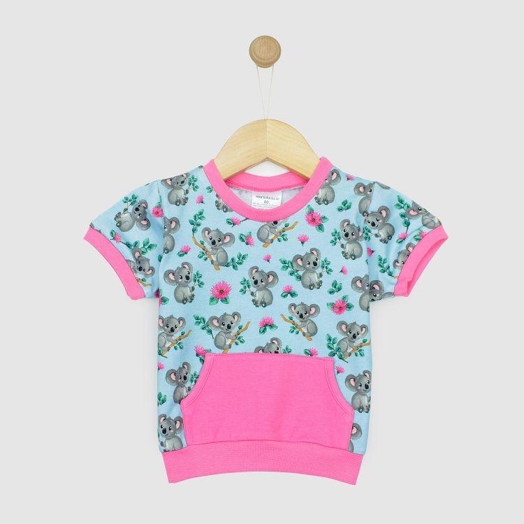 Kids-PocketShirt - CuteKoalas