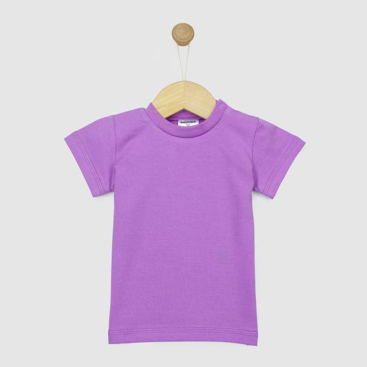 Uni-T-Shirt Lavendel