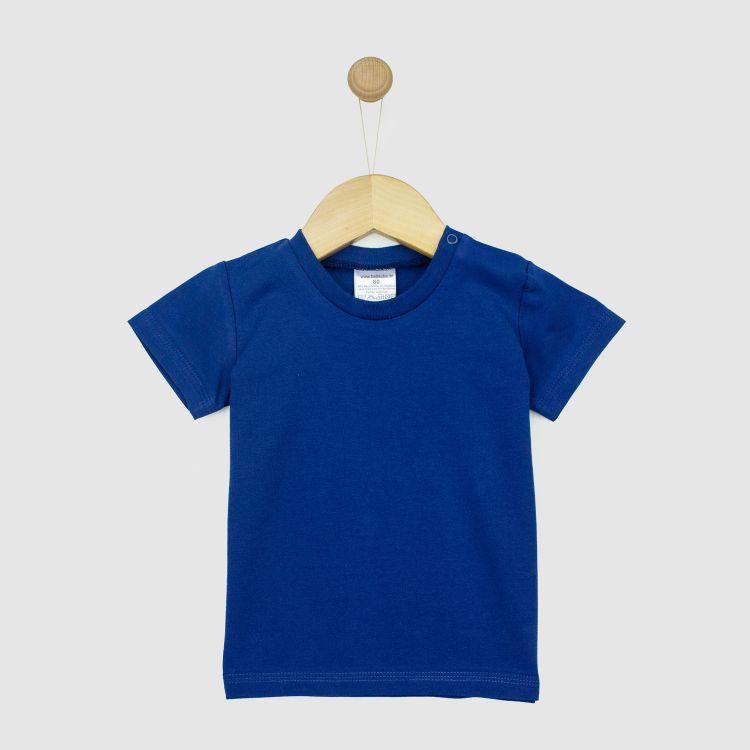 Uni-T-Shirt Dunkelblau