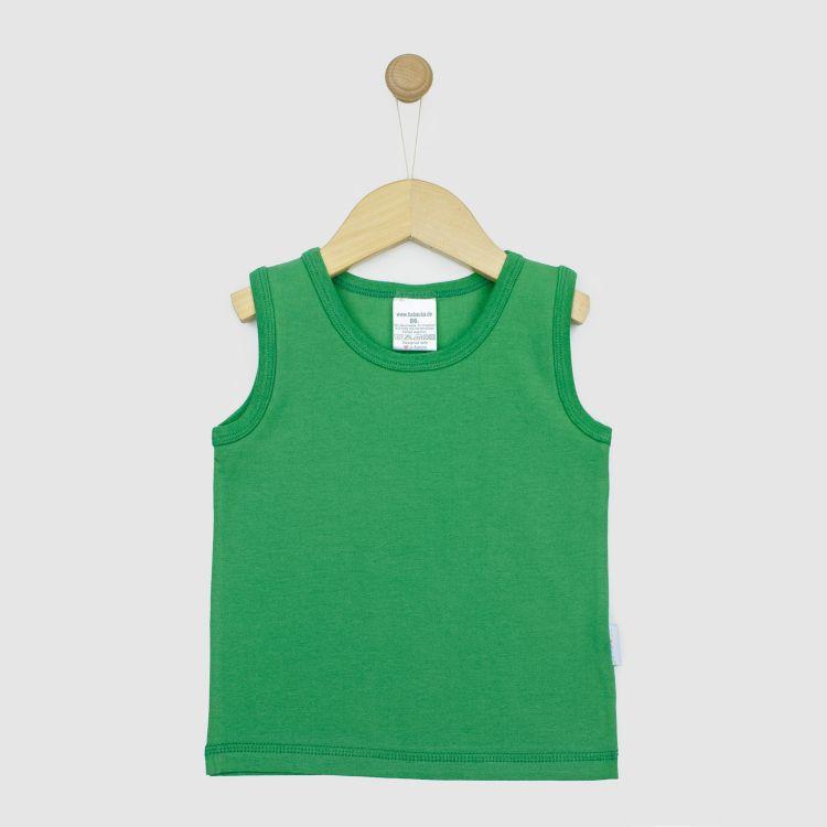 Uni-Tanktop Olivgrün