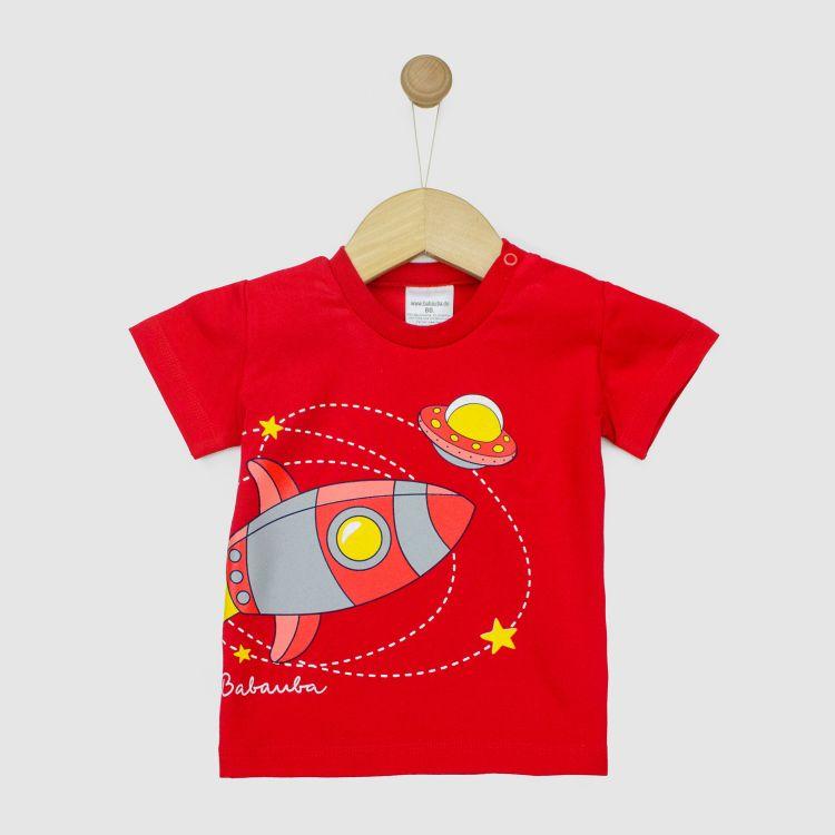 KurzarmShirt Hero OuterSpace-RocketEdition