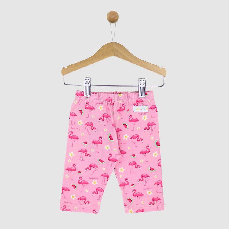 Capri-SkinnyPants FlamingoFun