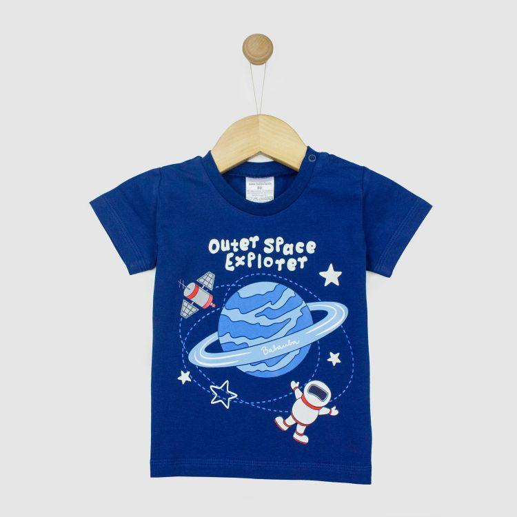 KurzarmShirt Hero OuterSpace-Explorer
