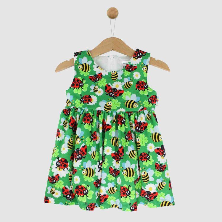 Festliches Kleidchen LadybugsAndBees