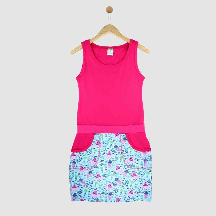 Woman-PocketDress JellyBay