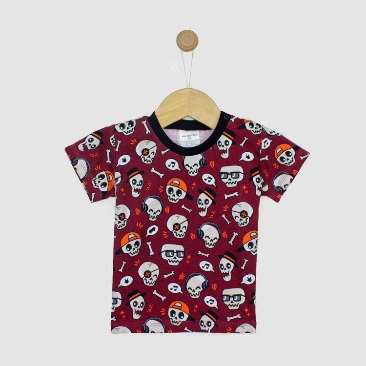 T-Shirt SkullGang-SchwarzEdition
