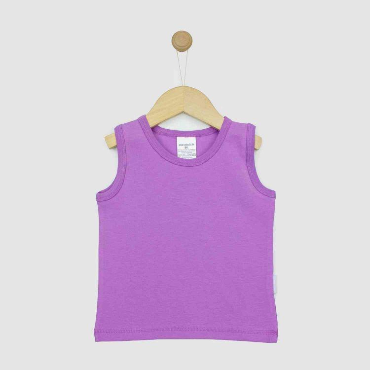 Uni-Tanktop Lavendel