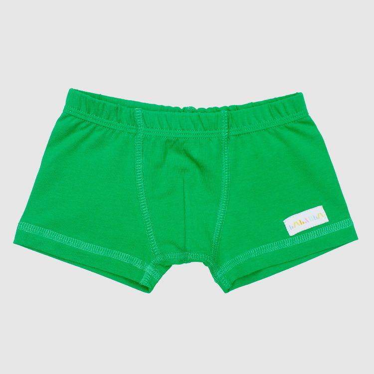 Uni-Boxershort Waldgrün