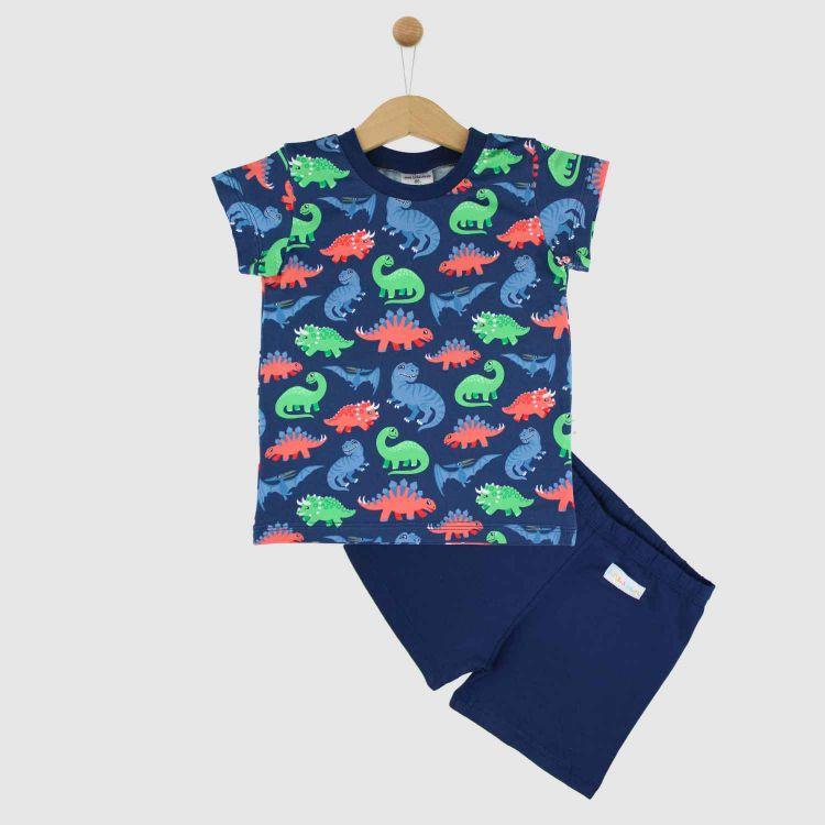 Pyjama-Set-Shortstyle JurassicFriends