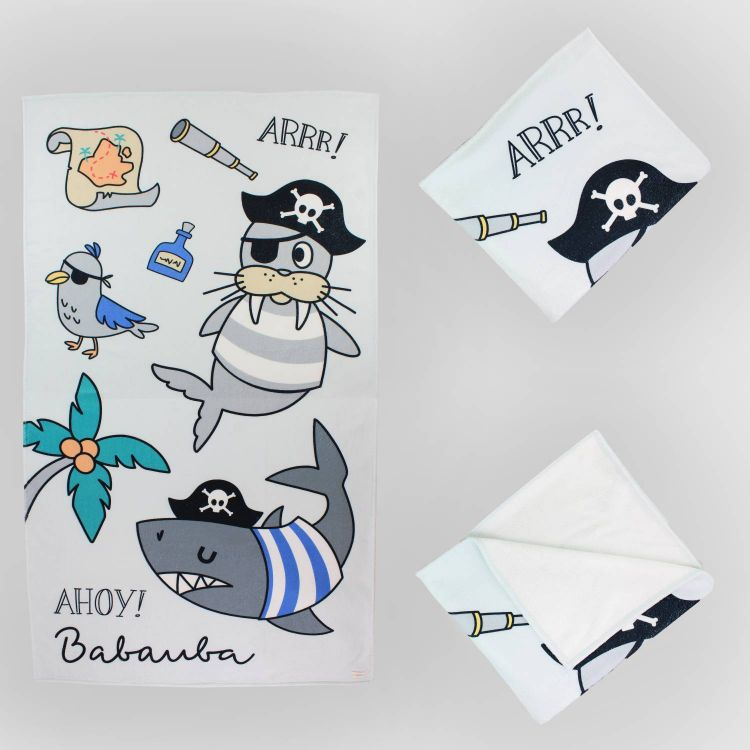 Badetuch AhoyPirates