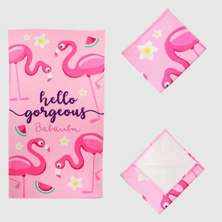 Badetuch FlamingoFun