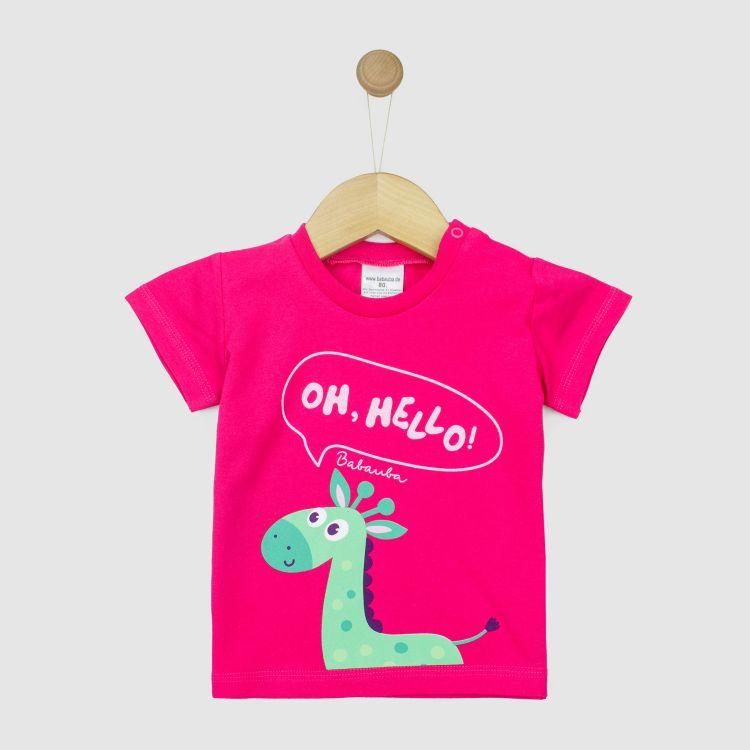 KurzarmShirt Hero JollyGiraffes