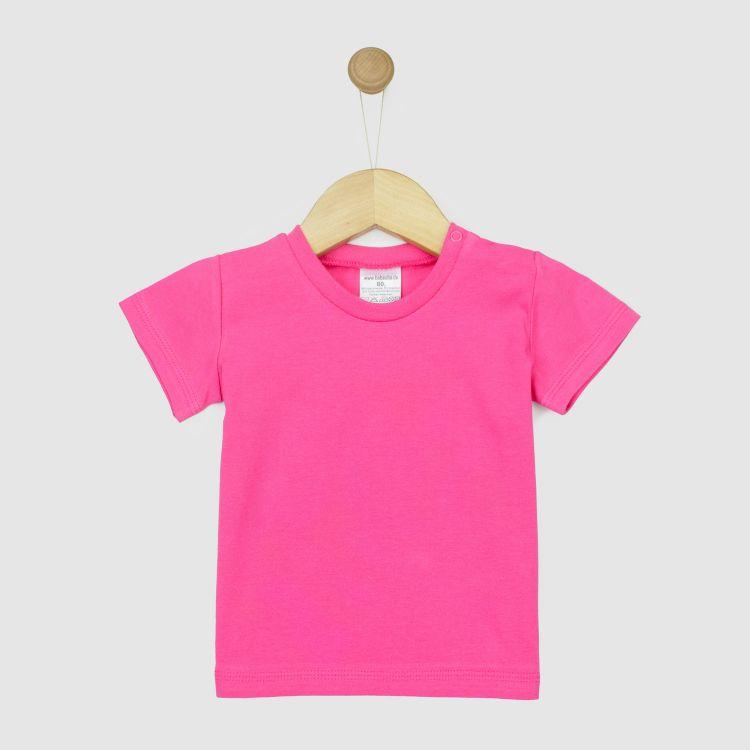 Uni-T-Shirt Rosa