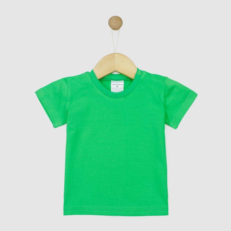 Uni-T-Shirt Grasgrün