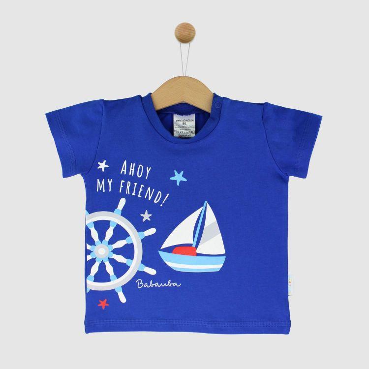 KurzarmShirt Hero SailWorld-Ahoy