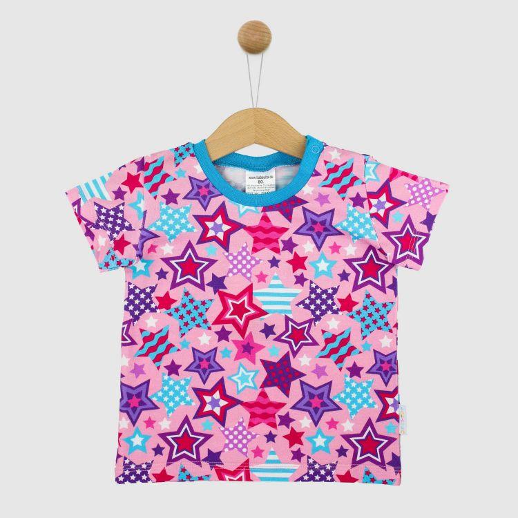 T-Shirt BabaubaSuperstars-Pink