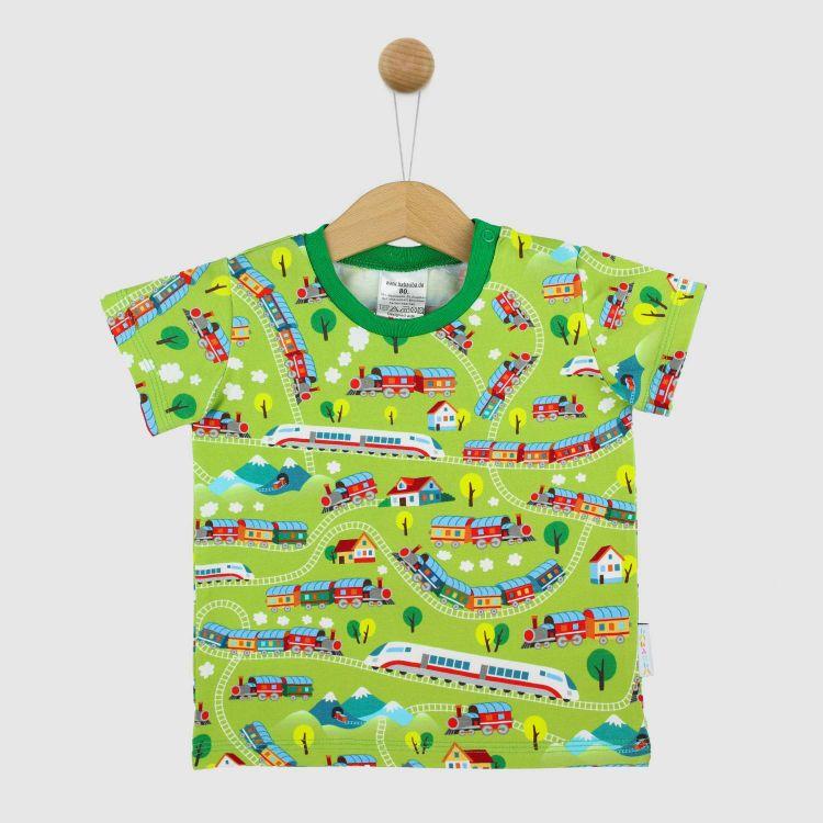 T-Shirt BabaubaTrainWorld