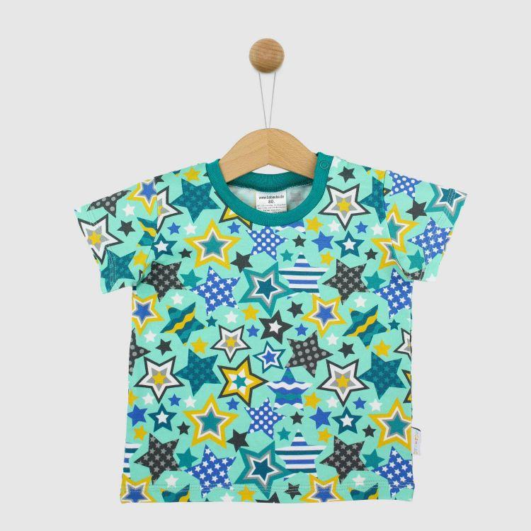T-Shirt BabaubaSuperstars-Mint