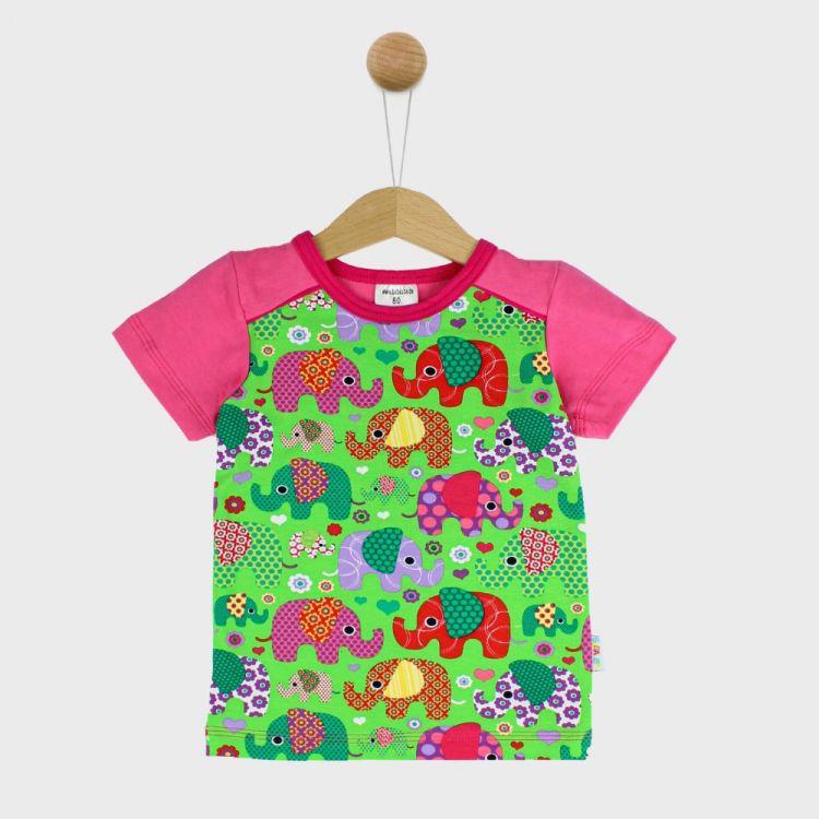 Ultimate-Shirt BabaubaFantiGirl-Green
