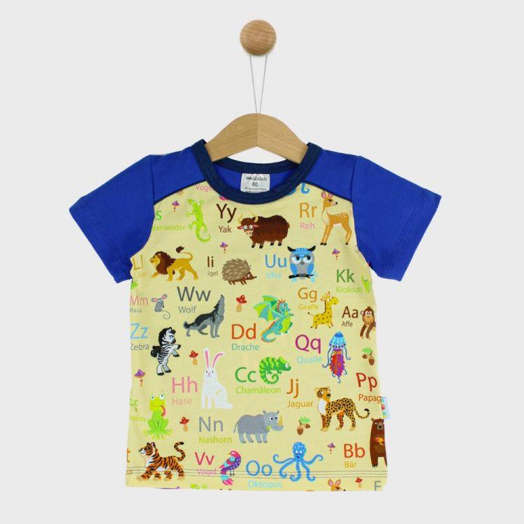 Ultimate-Shirt BabaubaAlphabet