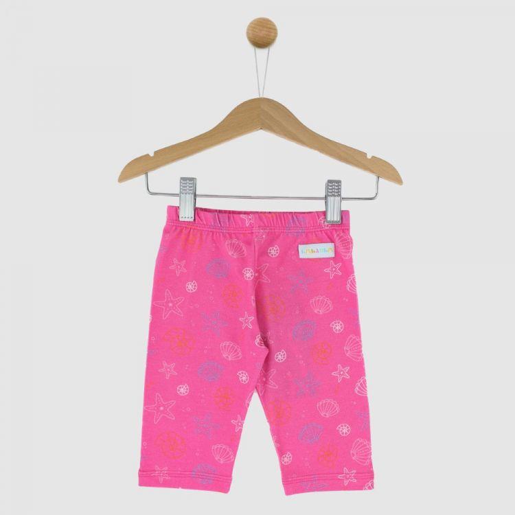 Capri-SkinnyPants PinkShells