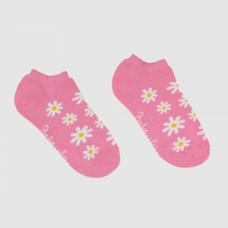 Sneaker-SockiSocks SweetDaisies