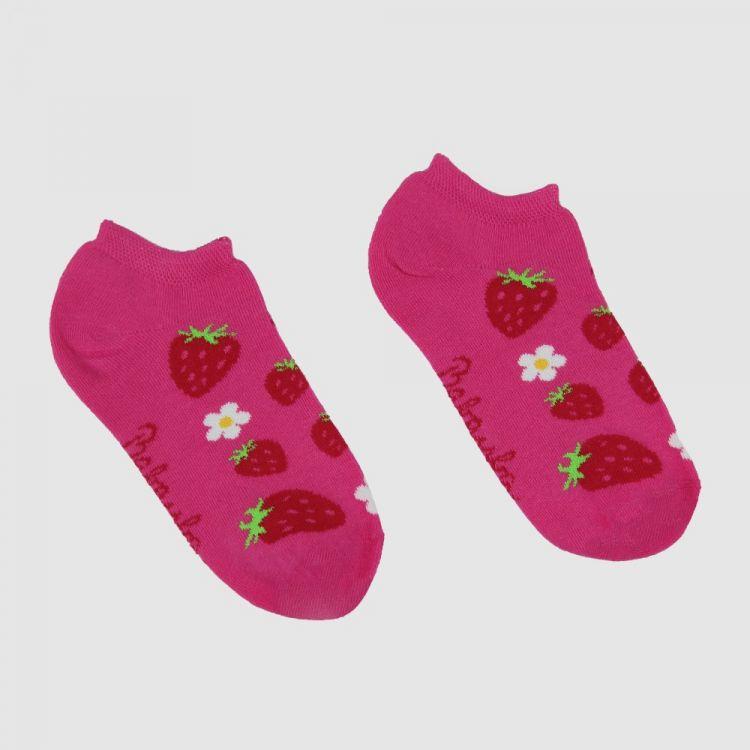 Sneaker-SockiSocks SweetStrawberries
