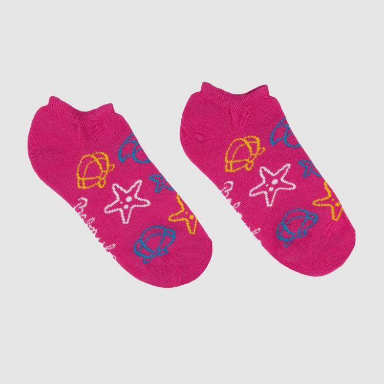 Sneaker-SockiSocks PinkShells