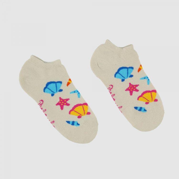 Sneaker-SockiSocks BeautifulOcean-Creme