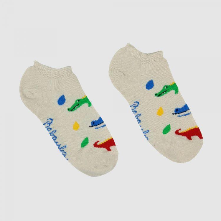Sneaker-SockiSocks FunnyCrocos