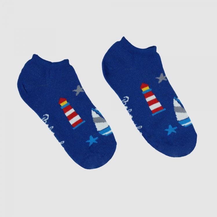 Woman-Sneaker-SockiSocks SailWorld