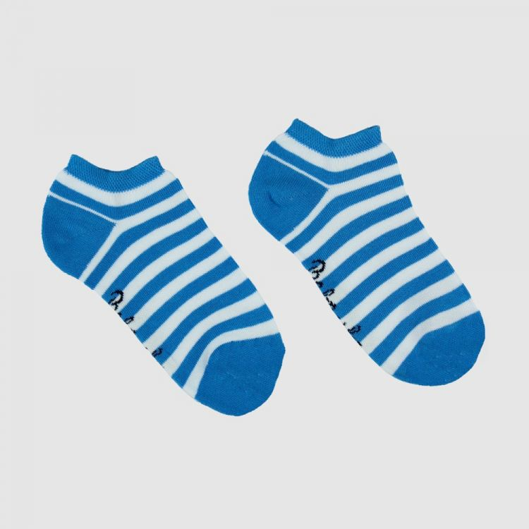 Sneaker-SockiSocks AquaStripes