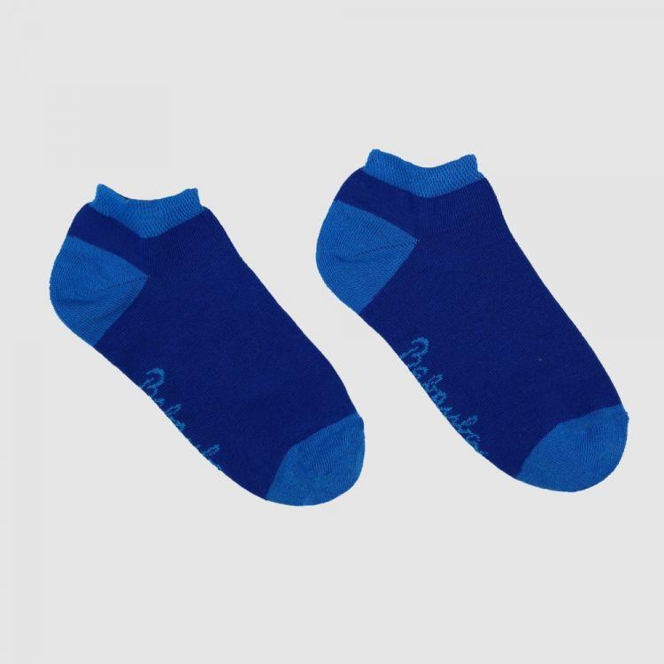 Uni-Sneaker-SockiSocks Königsblau