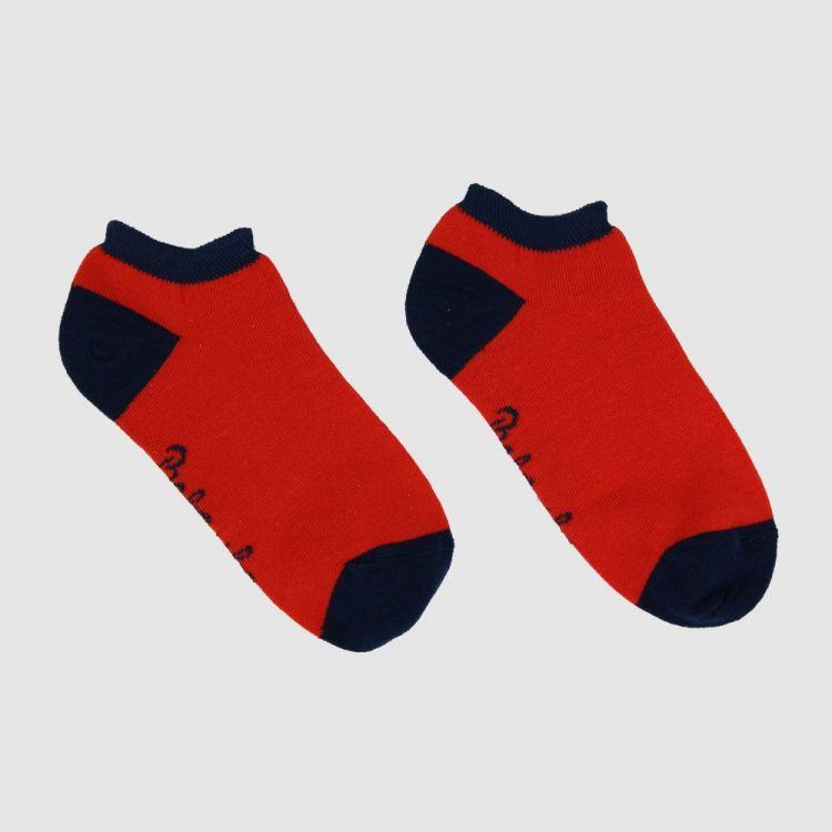 Uni-Sneaker-SockiSocks Rot