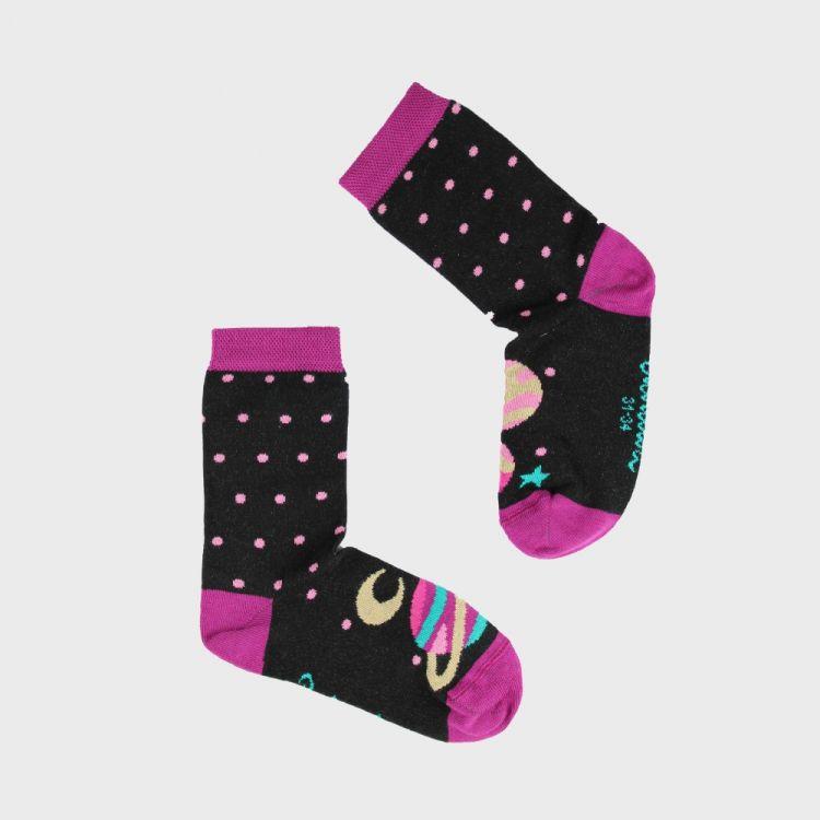 SockiSocks SpaceGirl-DotsEdition