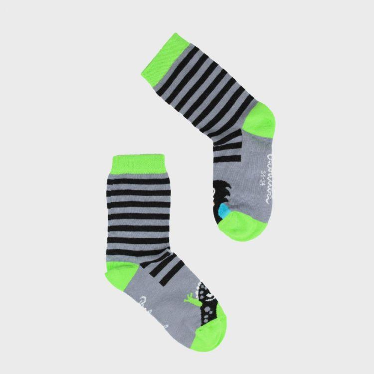 SockiSocks CoolMonsters-StripesEdition